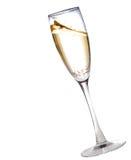 Het glas van Champagne Royalty-vrije Stock Afbeeldingen