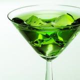 Het glas van Coctail Stock Foto's