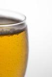 Het glas van de close-upbel bier Stock Afbeeldingen