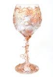 Het glas van de decoratie Stock Afbeelding