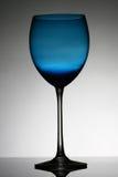 Het glas van de wijn Stock Fotografie
