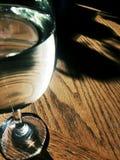 Het glas van de wijn Royalty-vrije Stock Afbeeldingen