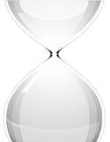 Het glas van het uur Stock Afbeelding
