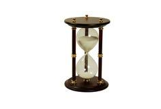 Het Glas van het uur stock fotografie