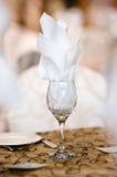 Het Glas van het water Royalty-vrije Stock Foto's