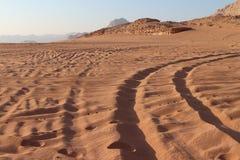 Het glas van het zand royalty-vrije stock afbeeldingen