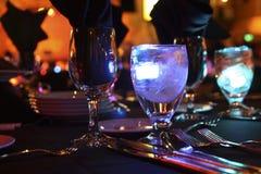 Het glas van lit Royalty-vrije Stock Afbeeldingen