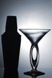 Het glas van Maritni Stock Foto's