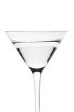 Het Glas van martini Royalty-vrije Stock Fotografie