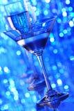 Het glas van martini royalty-vrije stock afbeelding