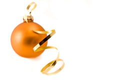 Het glasbal van Kerstmis Royalty-vrije Stock Foto's