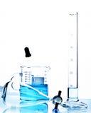 Het Glaswerk van de chemie Royalty-vrije Stock Fotografie