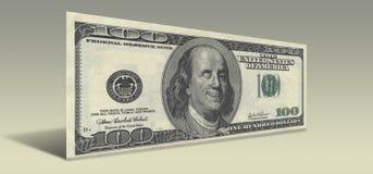 Het glimlachen Ben Franklin Royalty-vrije Stock Foto's
