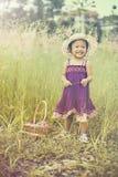 Het glimlachen gezicht van kinderen Royalty-vrije Stock Fotografie