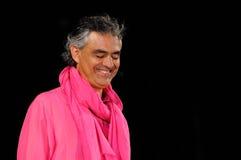 Andrea Bocelli Stock Afbeeldingen