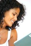 Het glimlachen schoonheid Royalty-vrije Stock Afbeelding