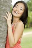 Het glimlachen Schoonheid royalty-vrije stock afbeeldingen
