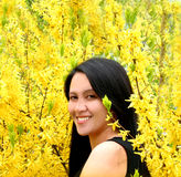 Het glimlachen Schoonheid Royalty-vrije Stock Foto