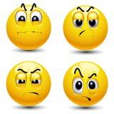 Het glimlachen van ballen Stock Fotografie