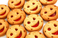 Het glimlachen van de groep gezicht Royalty-vrije Stock Fotografie