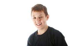 Het glimlachen van de jongen Stock Foto