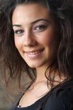 Het glimlachen van de tiener Royalty-vrije Stock Foto