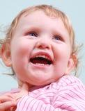 Het glimlachen van het kind Stock Foto