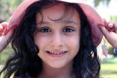 Het glimlachen van Mary Royalty-vrije Stock Afbeeldingen