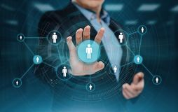 Het globale Communicatie concept Wereldwijd van Internet van de Bedrijfsnetwerktechnologie stock fotografie