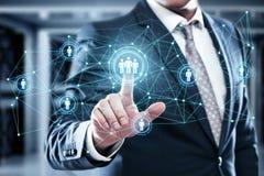Het globale Communicatie concept Wereldwijd van Internet van de Bedrijfsnetwerktechnologie royalty-vrije stock afbeelding