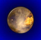 Het globale verwarmen stock afbeelding