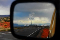 Het globale Verwarmen stock fotografie