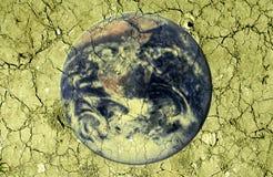 Het globale Verwarmen - de Verandering van het Klimaat stock illustratie