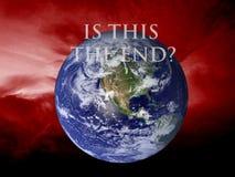 Het globale verwarmen en klimaatverandering stock illustratie