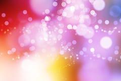 Het gloeien Achtergrondlicht royalty-vrije stock afbeelding