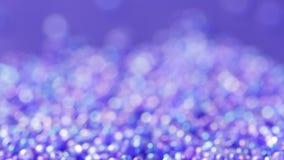 Het gloeien blured violette achtergrond Stock Foto's