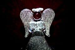 Het gloeien engel Royalty-vrije Stock Fotografie