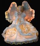 Het gloeien engel Stock Afbeelding