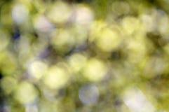 Het gloeien lichten Royalty-vrije Stock Afbeelding