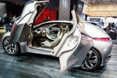 Het Goddelijke DS Concept van Citroën, Motorshow Genève 2015 Royalty-vrije Stock Foto