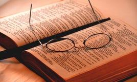 Het goede Boek stock afbeeldingen