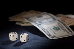 Het gokken Royalty-vrije Stock Foto