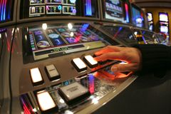 Het gokken Stock Fotografie