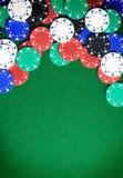 Het gokken achtergrond Royalty-vrije Stock Fotografie