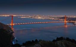 Het Golden Gate Stock Fotografie