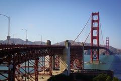 Het Golden Gate van San Francisco California de V.S. stock foto