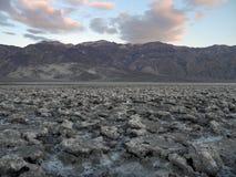 Het Golf van de duivel in Nevada, Californië, de V.S. Royalty-vrije Stock Afbeeldingen