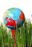 Het Golf van de wereld Royalty-vrije Stock Foto