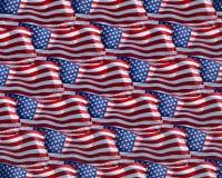Het golven van vlaggen Royalty-vrije Stock Fotografie