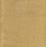 Het goud breit Stof Stock Foto